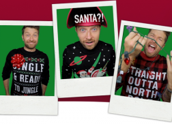 WIN a Tipsy Elves 'Single and Ready to Jingle' Sweater as Seen on Brett Eldredge