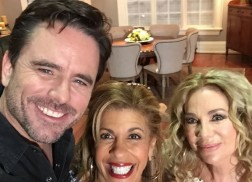 'Today' Visits the Set of 'Nashville,' Chats with Cast