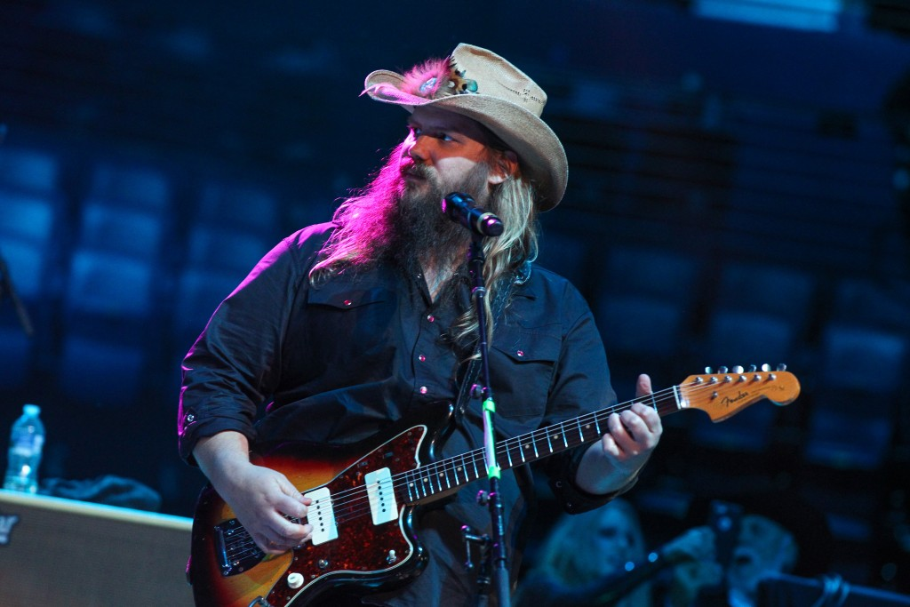 Chris Stapleton; Photos by Terry Wyatt for Webster Public Relations