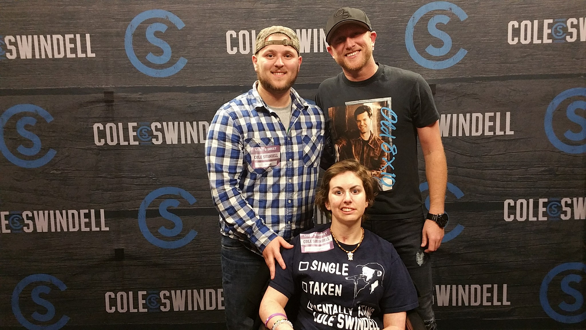Cole swindell gives fan with brain injury remarkable evening cole swindell gives fan with brain injury remarkable evening sounds like nashville kristyandbryce Images