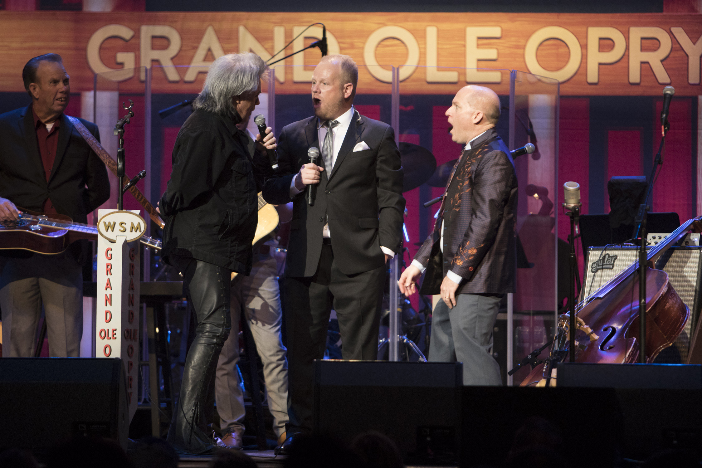 Dailey Vincent Invited To Join Grand Ole Opry Sounds Like
