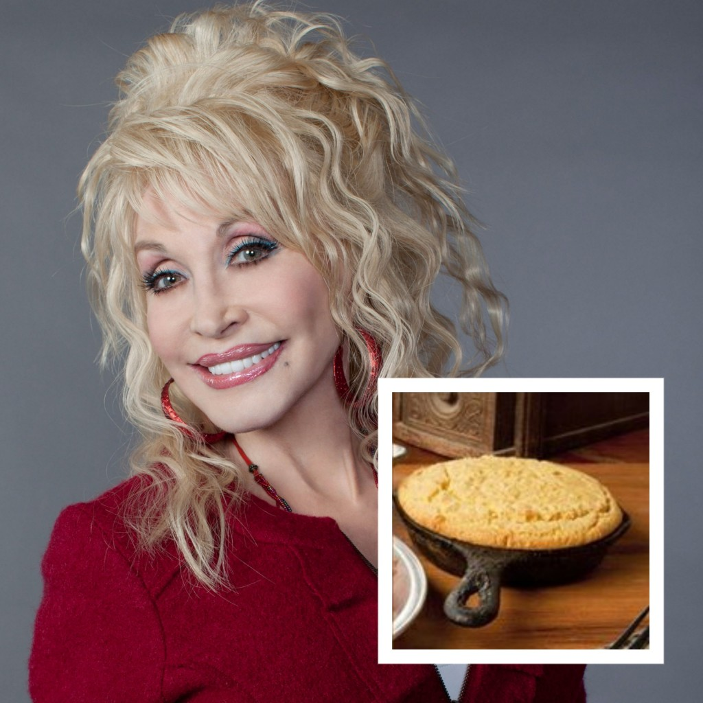 We Can T Get Enough Of Dolly Parton S Skillet Cornbread
