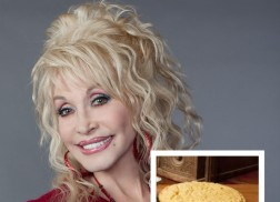 We Can't Get Enough of Dolly Parton's Skillet Cornbread