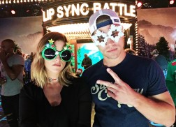 PREVIEW: Cassadee Pope and Dustin Lynch Take Over 'Lip Sync Battle'