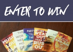 WIN a Hallmark Song Greeting Card Prize Pack