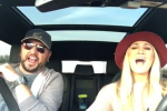 Jason Aldean and Brittany Kerr Stage an 'Encore' of Their Carpool Karaoke Sessions