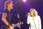 Keith Urban and Carrie Underwood Perform 'The Fighter' Live for the First Time