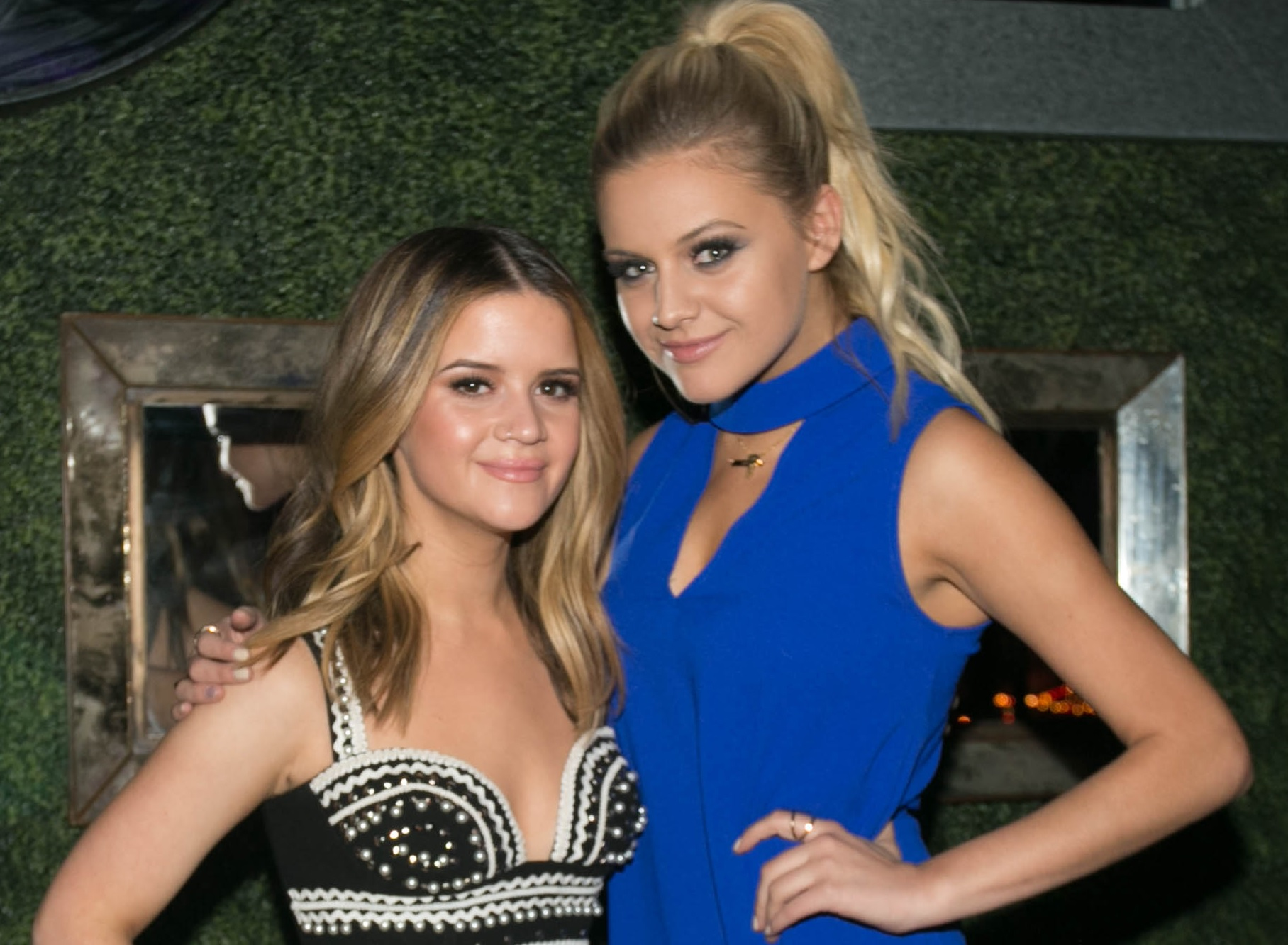 Kelsea Ballerini Reveals She and Maren Morris Exchanged Texts After GRAMMY News