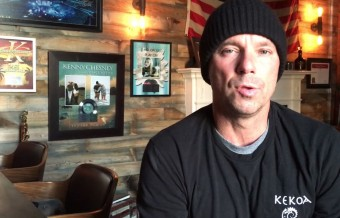 Kenny Chesney Shares Message to Wildfire Victims