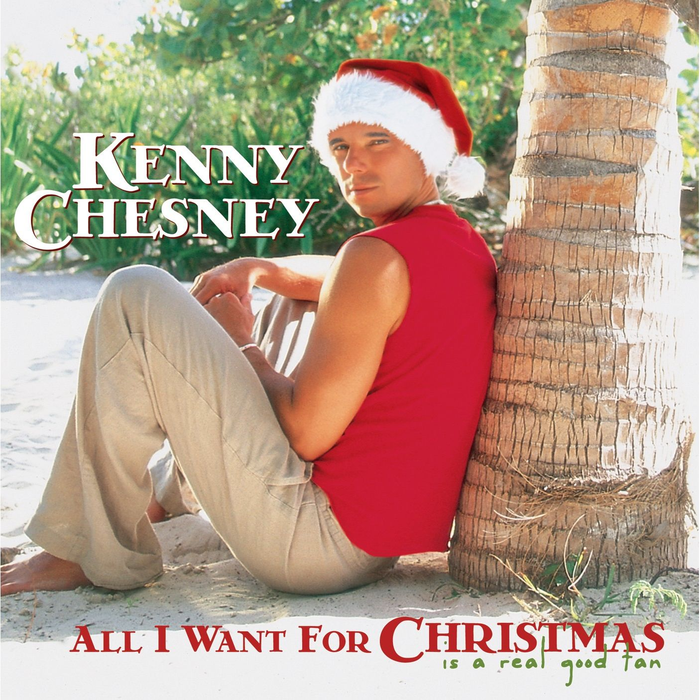 Throwback Thursday: Kenny Chesney\'s \'All I Want For Christmas Is A ...