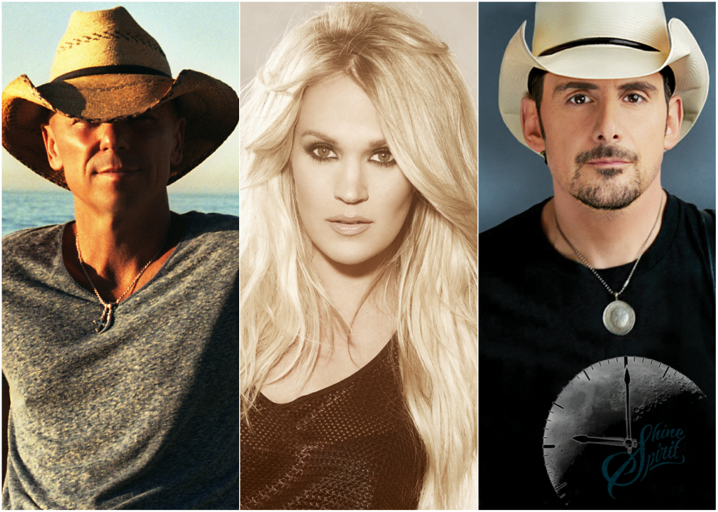 Carrie Underwood, Kenny Chesney & More Read \'Twas the Night Before ...
