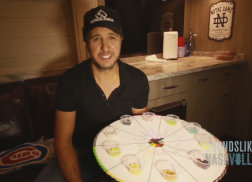 Throwback Thursday: Luke Bryan, Dan + Shay, and Others Play 'Jelly Bean Roulette'