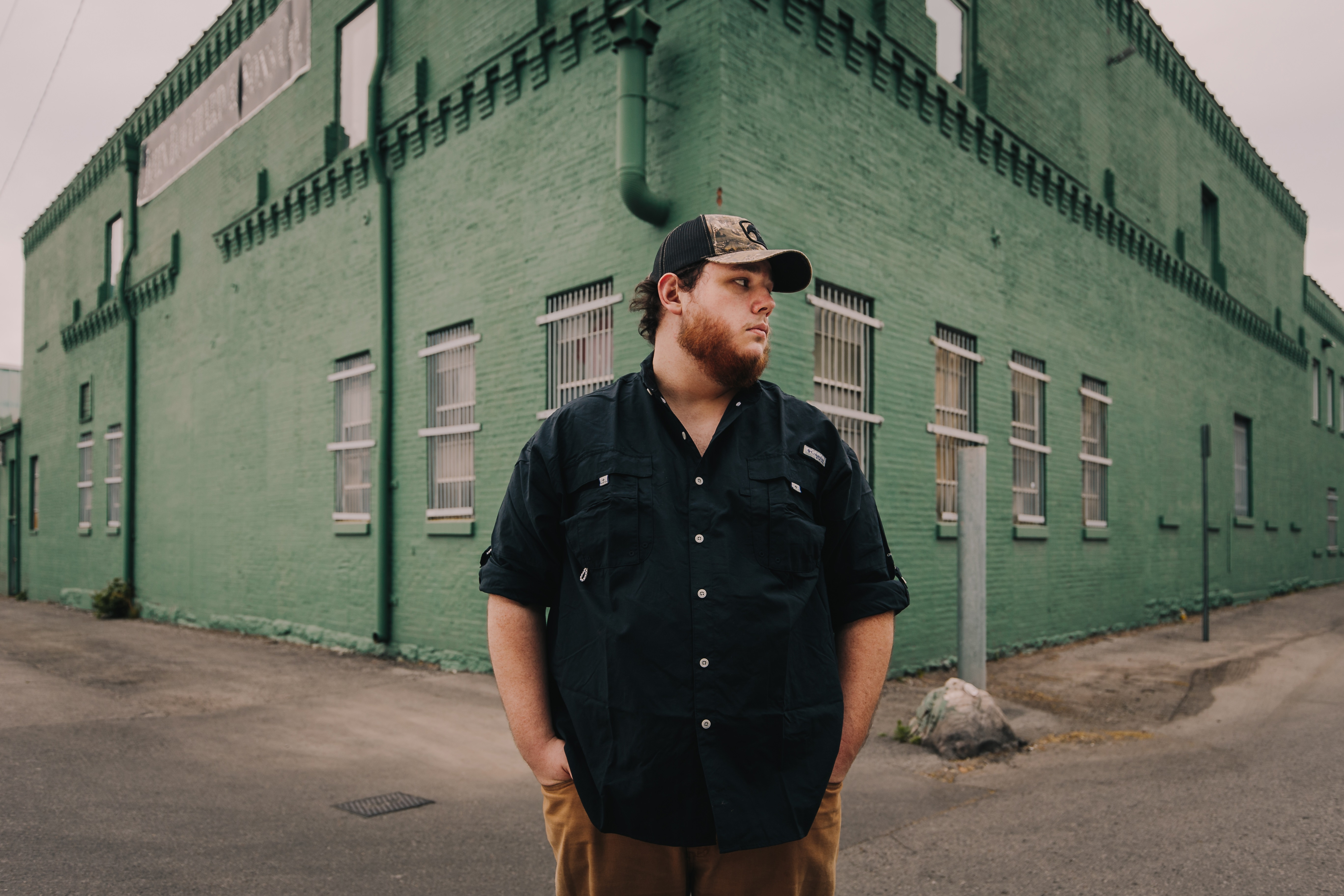 Luke Combs; Photo by CK Photo