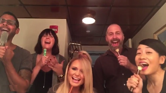 "Watch Miranda Lambert's Latest #GlamJam + Performances from 'Late Night,"" 'Ellen'"