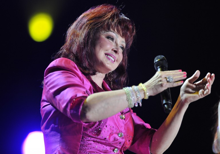 Naomi Judd Discusses Mental Illness, Estrangement from Daughter Wynonna