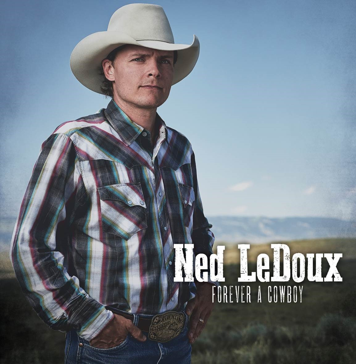 Ned LeDoux EP Cover Art