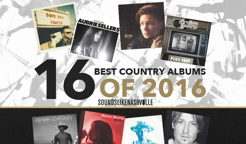 16 Best Country Albums of 2016