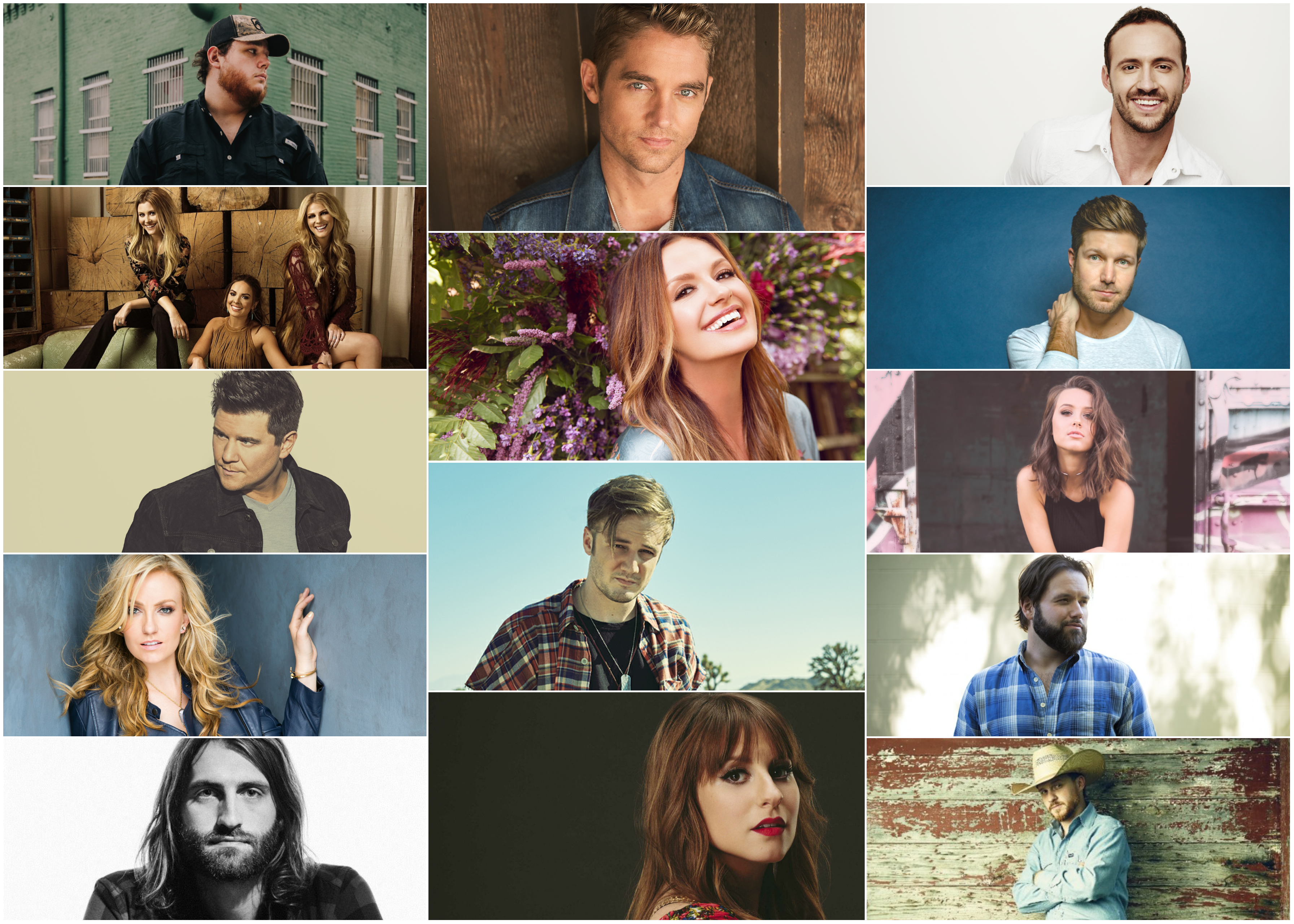 14 New Country Artists to Watch in 2017