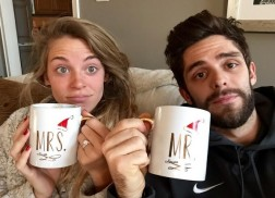 Thomas Rhett and Wife Go All Out for Christmas Celebrations