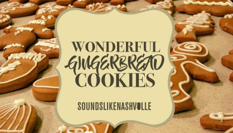 Spice Up Your Holiday Season with These Gingerbread Cookies