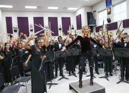Kelsea Ballerini Helps the CMA Foundation Donate $1 Million to Nashville Public Education Foundation for Music Education