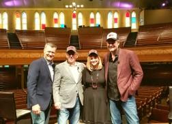 Blake Shelton, Ryman Hospitality to Open Entertainment Venue in Nashville