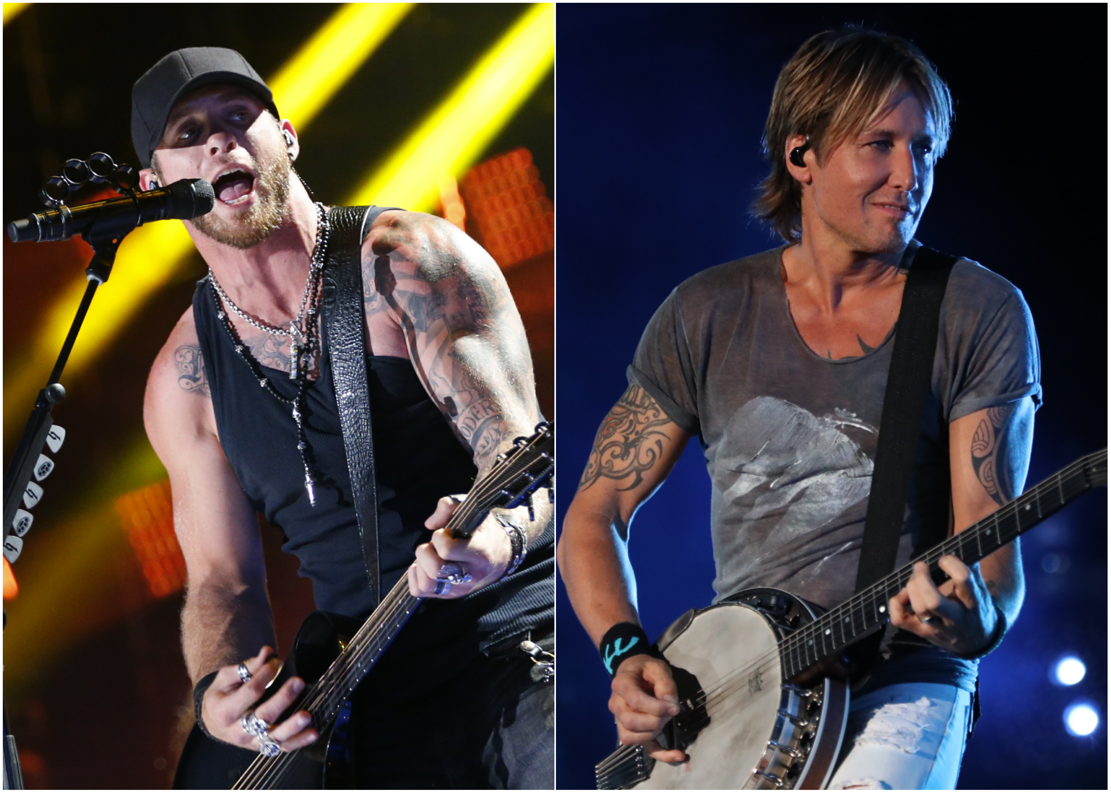 Brantley Gilbert Would 'Probably Be Dead' If It Weren't For Keith Urban