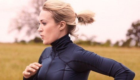 5 Ways Carrie Underwood Inspires New Year's Resolution Fitness Goals