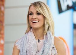 Carrie Underwood Dreams of Being a Zombie