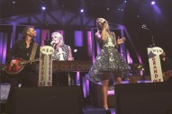 Exclusive Premiere: Carrie Underwood Performs 'Dirty Laundry' at the Grand Ole Opry