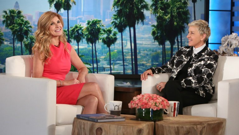 Connie Britton Dishes on Her Future with 'Nashville'