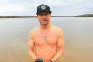 Dierks Bentley Finally Dives in on Lake Jump for 2017