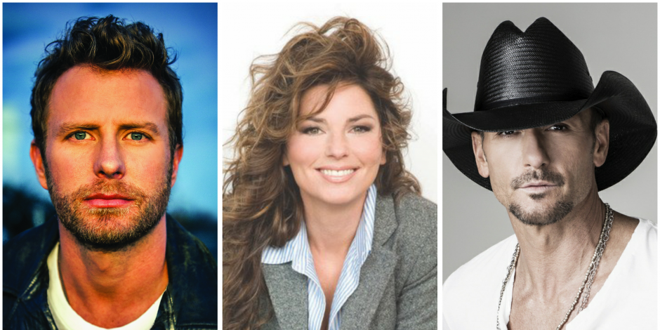 13 Country Stars and Their Real Names