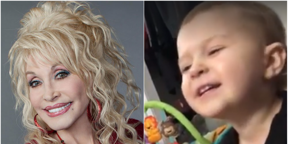 2-Year-Old Dolly Parton Fan Belts Out 'Jolene' in Adorable Video