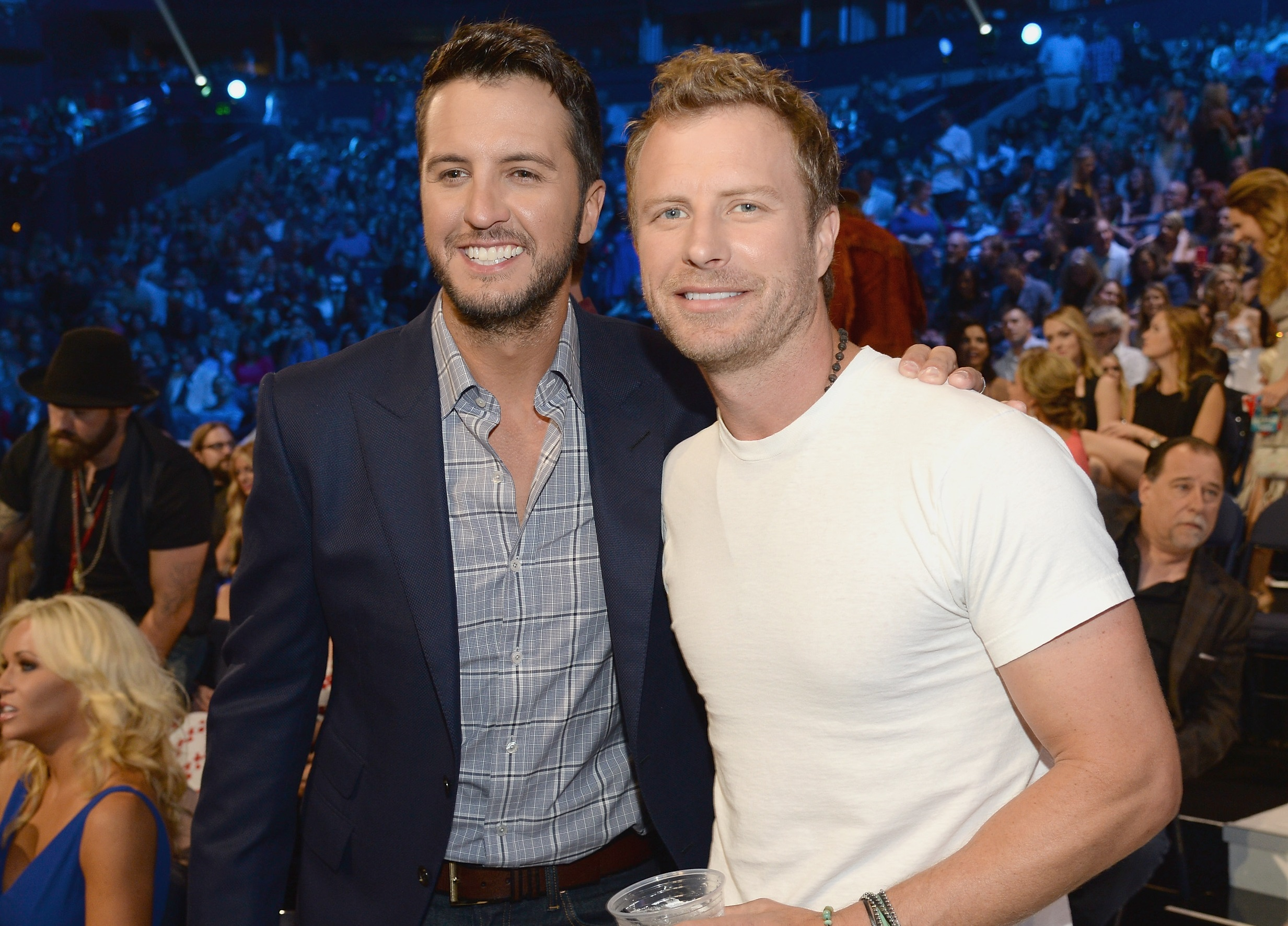 Dierks Bentley, Luke Bryan to Play Faster Horses Festival