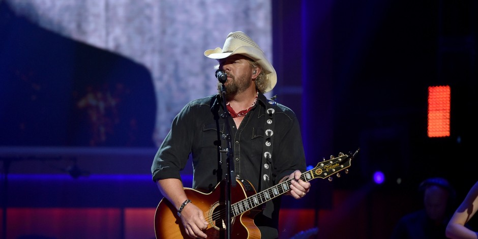 Toby Keith, Lee Greenwood to Perform at Trump Inauguration Concert