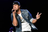 Luke Bryan Reportedly 'All-In' For Concert Benefiting South Georgia Tornado Victims