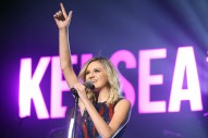 Kelsea Ballerini Reveals How She Sticks to Routine on Tour
