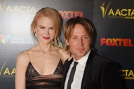 Nicole Kidman Admits She Wants More Kids, But Says Keith Urban is 'Maxed Out'