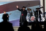 Toby Keith, Lee Greenwood Make Patriotic Performances at Inauguration Concert