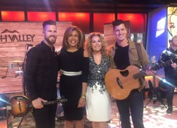 High Valley Experiences 'Pinch Me' Moments at 'TODAY'