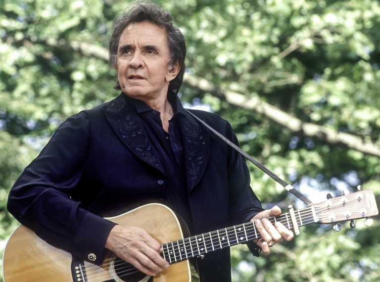 Willie Nelson, Brad Paisley and More to Honor Johnny Cash on 'Forever Words'
