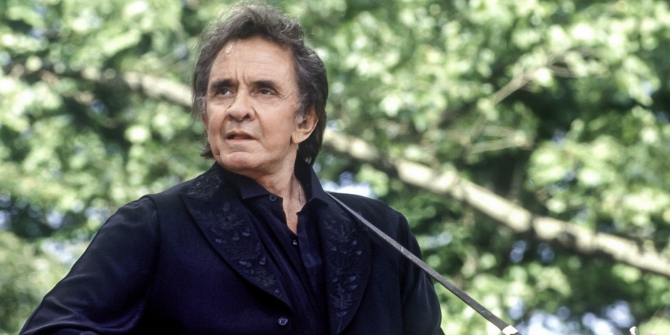 Johnny Cash's Sprawling Tennessee Property Hits Housing Market