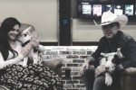 Justin Moore and Wife Expecting Baby No. 4!