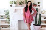 Go Inside Kacey Musgraves' Sleek New Living Room