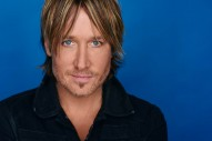 Keith Urban Scores 22nd No. 1 Hit with 'Blue Ain't Your Color'