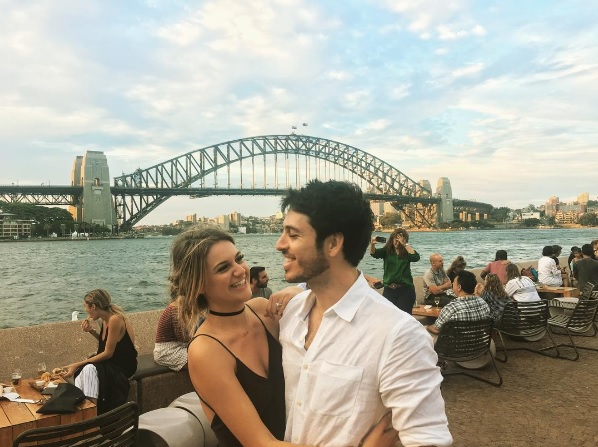 Eight Times Kelsea Ballerini and Morgan Evans Won the Cutest Couple Award