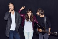Lady Antebellum Share a Glimpse Into Recording New Album 'Heart Break'