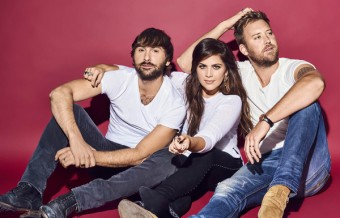 Lady Antebellum Ready to Tour With Friends