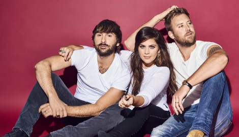 Lady Antebellum Excited to Tour With Friends